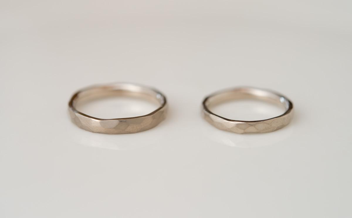 結婚指輪(マリッジリング)ラフ