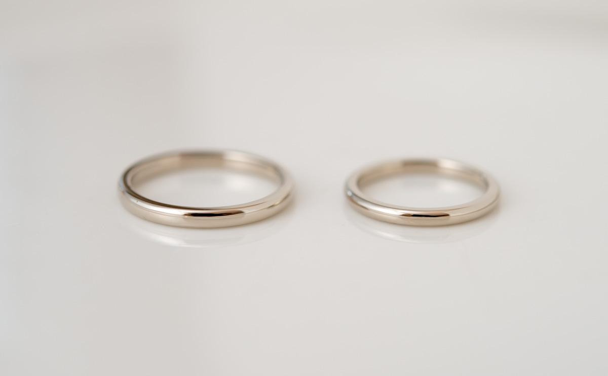 結婚指輪(マリッジリング)ラウンド