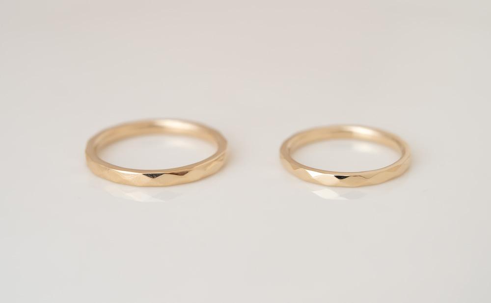 結婚指輪(マリッジリング)モザイク