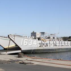 米軍の軍艦