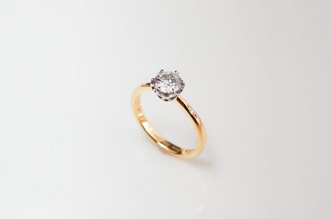0.6ctのダイヤモンド