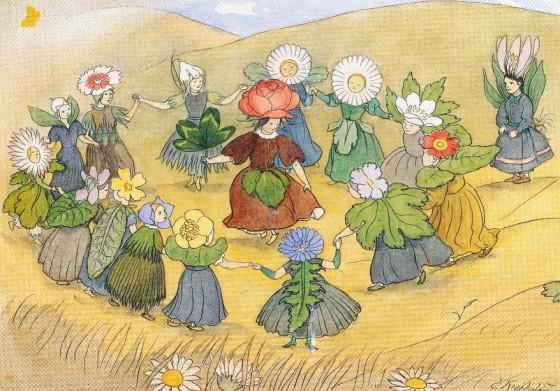 『花のメルヘン』より
