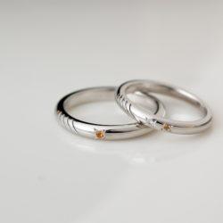 結婚指輪のプチリニューアル