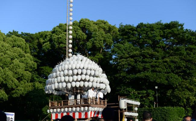 熱田祭り 山車