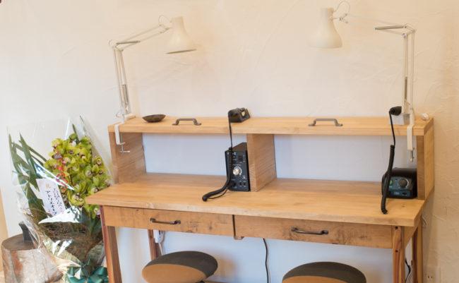手作り彫金机