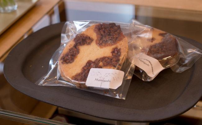 まみがしさんのキャラメルナッツクッキー