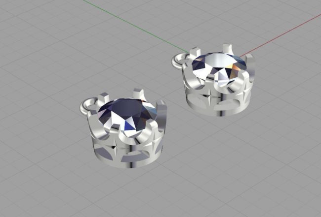CADの制作画像