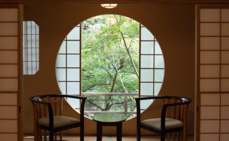 上林温泉の宿