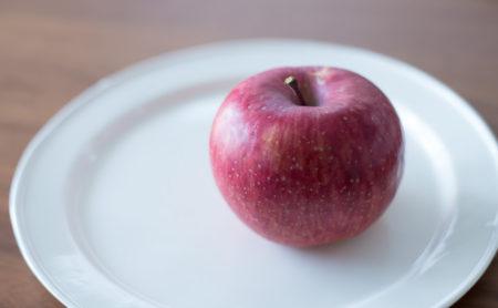 信州高山村のりんご