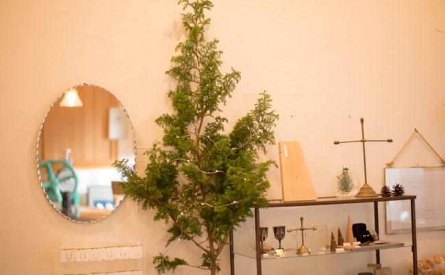 杉の木ツリー